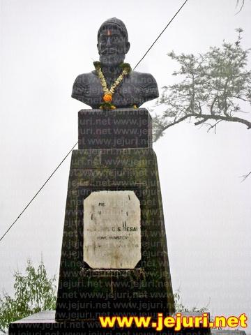 shivaji - purandar